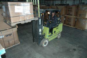 Garner Forklift