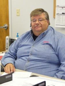 Driver Manager Shawn Piper_Garner Staff