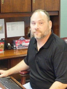 Operations Staff TIm Chrulski