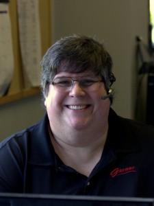 Customer Service Brad Lucius_garner staff