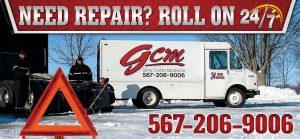 GCM Services ad