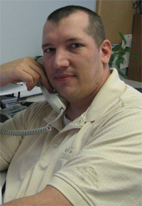 Transportation Planner Matt Ritchie_Garner Staff