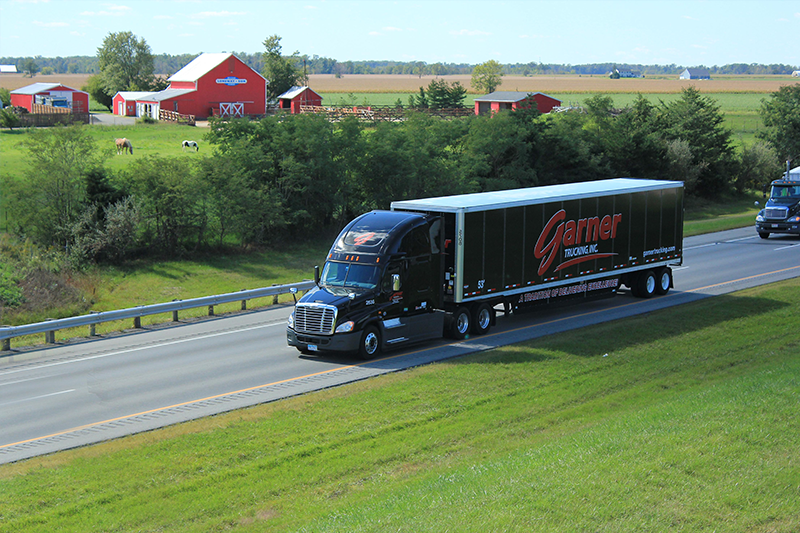 Garner Trucking Drivers